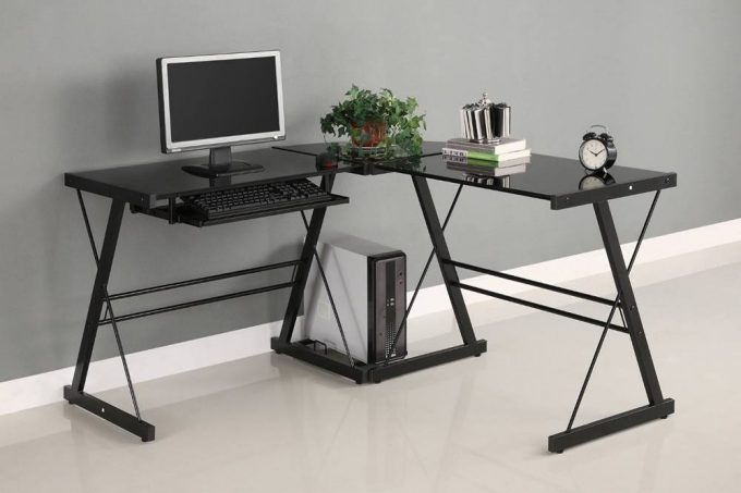 Walker Edison Soreno 3-piece Corner Desk