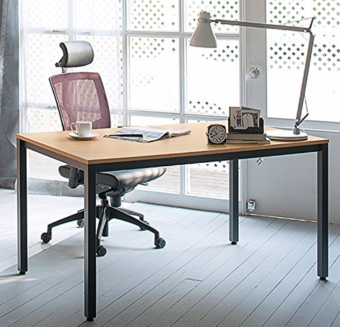 Minimalist Desk by NEED