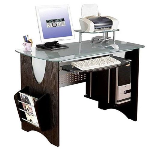 This Techni Mobili Desk Has A Lot Of Diffe Features That Will Impress You And Is Great For Many Sizes Rooms Or Spaces