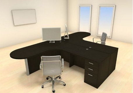 office desks for two people. t-shaped-desk-for-two-people office